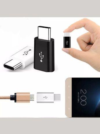 Adaptador micro USB para type c