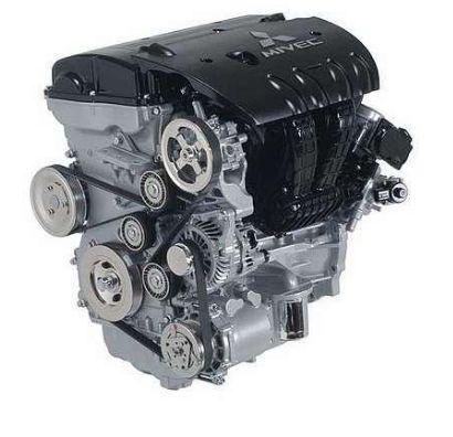 Мотор (двигатель) Mitsubishi Lancer X 2.0 (4B11). Разборка Lancer X
