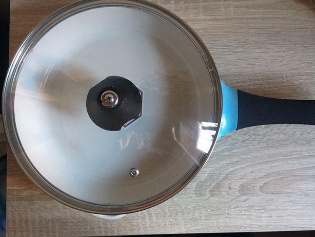 Сковорода 24см с крышкой