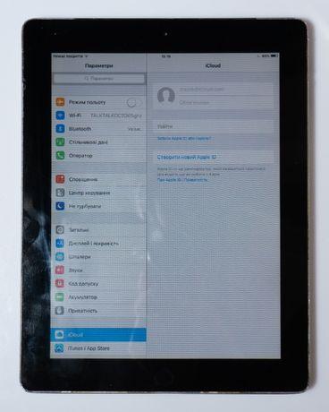 IPad 2 64gb чистый iCloud A1396