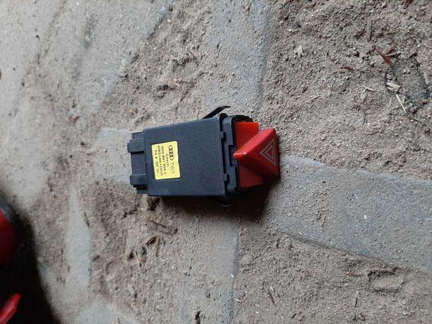 Włącznik świateł awaryjnych audi a4 b5 lift 2000r 509K