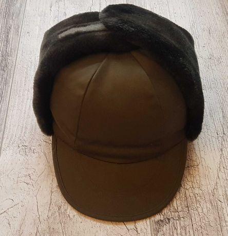 Jegma czapka  dla myśliwego  ocieplona