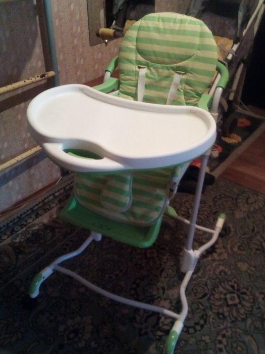 Продам стульчик для кормления Павлоград - изображение 1