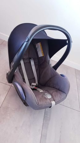 Fotelik samochodowy Maxi Cosi City 0-13 kg + wkladka dla niemowlaka