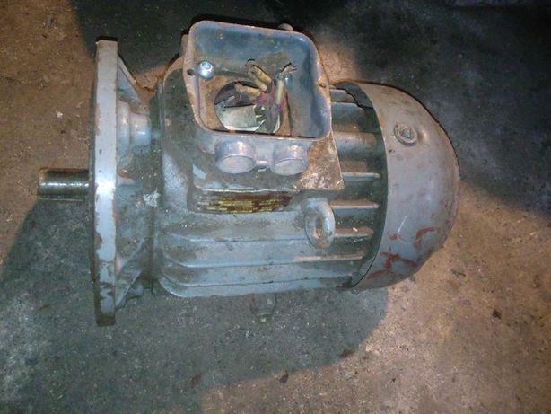 Silnik 3-fazowy 4KW - nowy