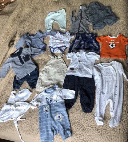 Пакет вещей для новорожденного