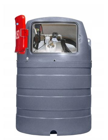 stacja paliw dwupłaszczowa ropa olej napędowy 1500