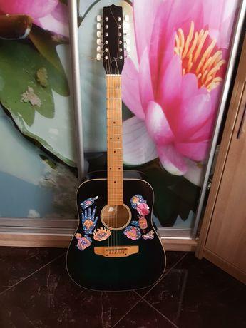 Продам гитару. 12-ти струнная гитара.
