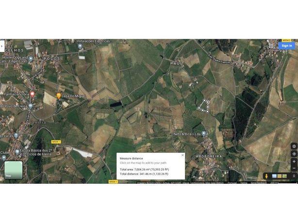 Terreno rústico com muito potencial para agricultura/turi...