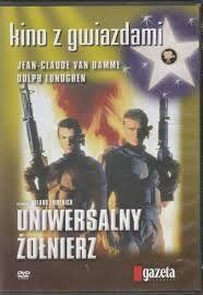 Uniwersalny żołnierz DVD