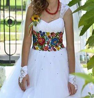 Продам весільну сукню. Свадебное платье