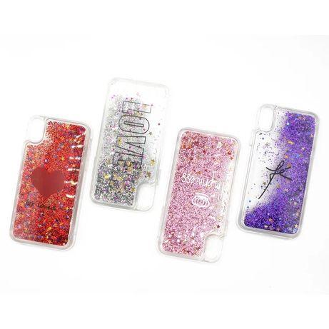Obudowa Case Etui iPhone 11 brokatowe miękkie, różne kolory, wzory