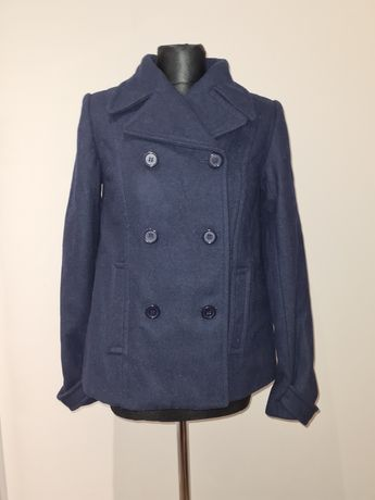 Krótki płaszcz H&M rozmiar 36