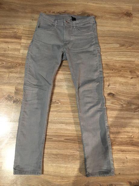 Spodnie skinny fit. H&M