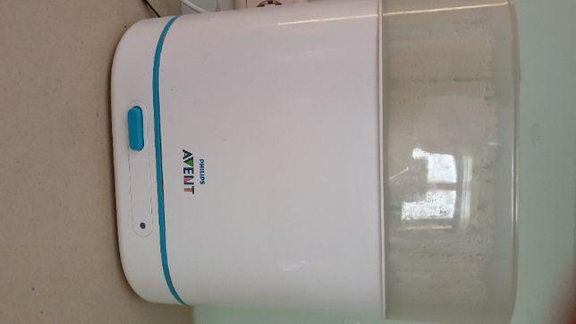 Esterilizador Elétrico a Vapor 3 em 1 SCF285/02 Philips AVENT