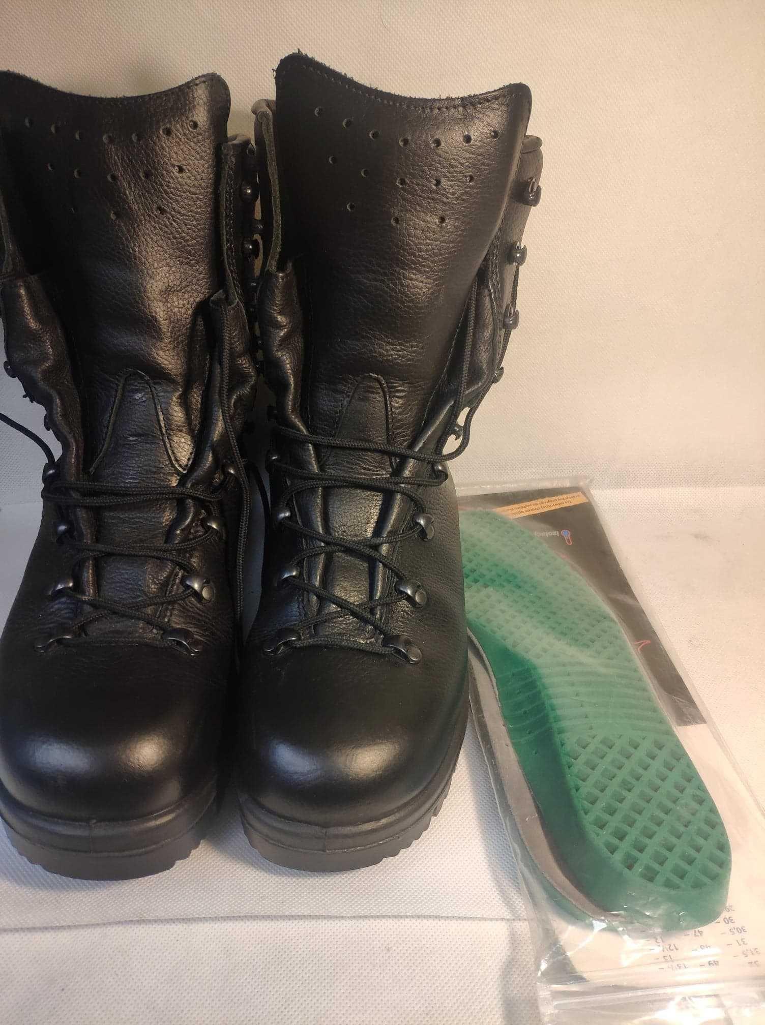 Buty wojskowe Demar 933/MON r.42 nowe; Lombard Jasło Igielna