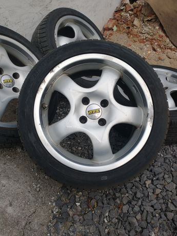 ATS 4x100 mm, 7 x 16, alufelgi 16 cali - Honda, VW, Opel, Renault