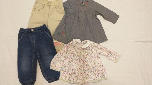 Вещи на девочку 1-2 года