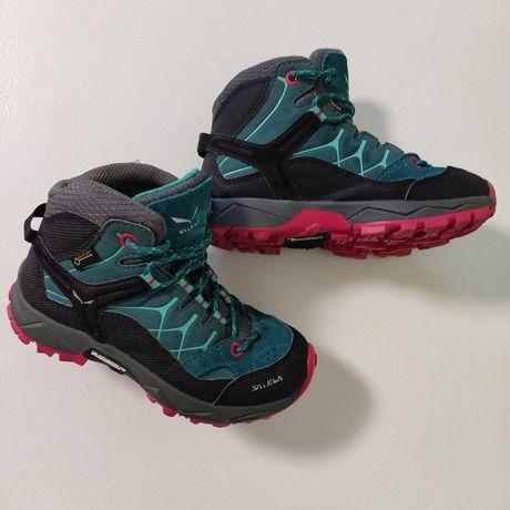 Ботинки Еврозима Salewa JR Alp Trainer MID GTX дитячі 28 розмір
