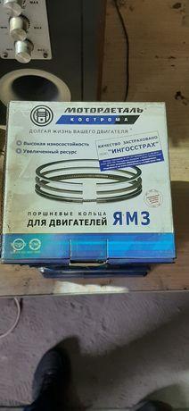 Кольца поршневые Мотордеталь ЯМЗ 1004002