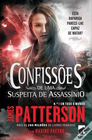 Confissões de uma Suspeita de Assassínio de James Patterson