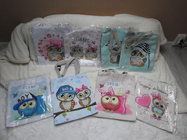 Śliczne torby na ramię , do ręki idealne do codziennego użytku zakupy