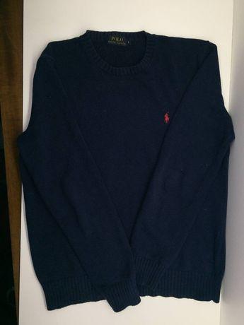 Мужской винтажный  свитер Ralph Lauren