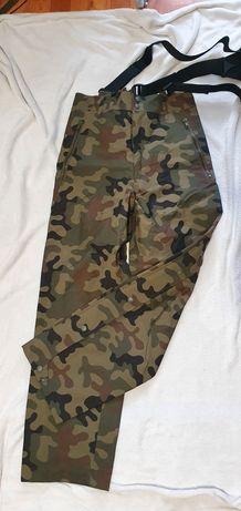 Spodnie ubrania ochronnego GORE-TEX roz. S/R wz. 128/MON