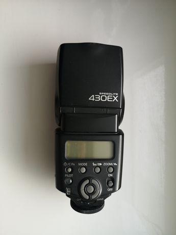 Canon 430EX speedlite 430 EX
