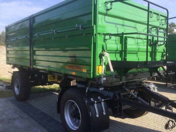 Przyczepa rolnicza Wielton PRS 2 /W 14 Ton