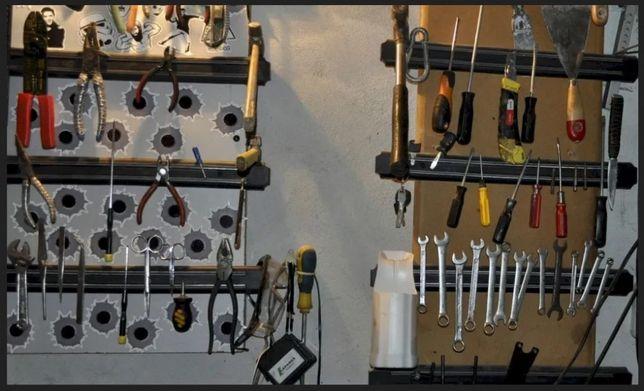 детжатель-магнит для инструмент ов - комплект из 6ти штук НОВЫЕ 50см