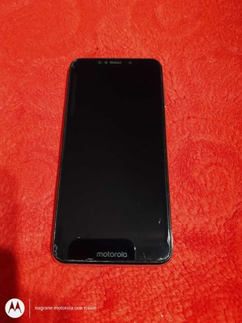 Motorola One jak nowa
