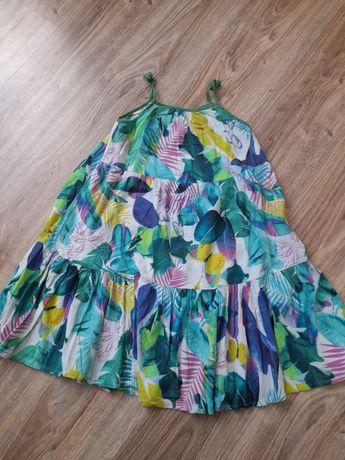 Sukienki dla dziewczynki na 128