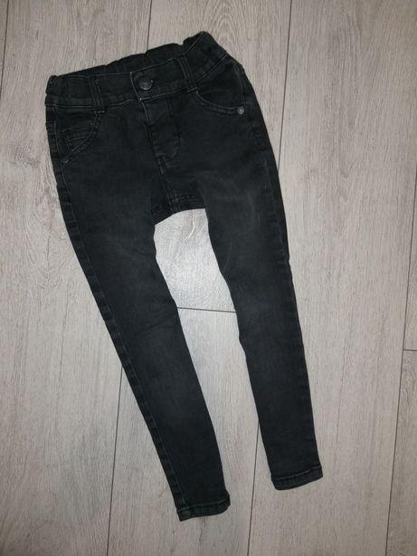 Чёрные джинсы F&F штаны брюки штанишки