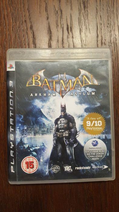 Batman Arkham Asylum ps3 Koszalin - image 1