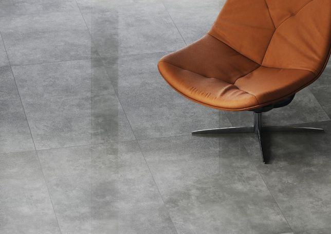Gres Lappato Apenino Antracyt Gris 60x30 60x60 Cambia