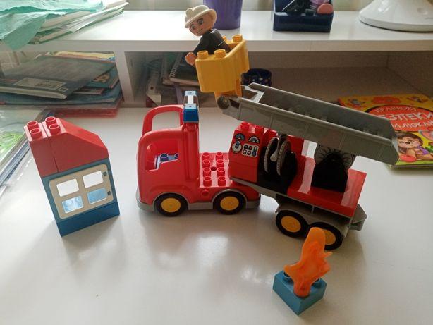 LEGO Duplo 10592 Лего Дупло Пожарная машина Оригинал