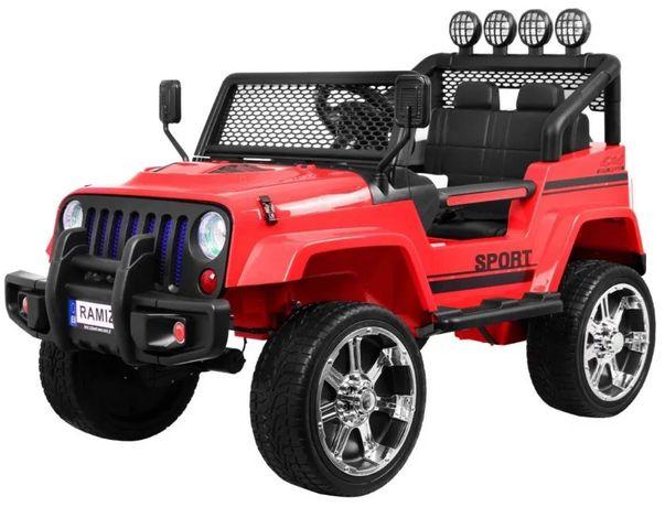 JAREX Quad Samochód/Pojazd na-akumulator JEEP 4x4