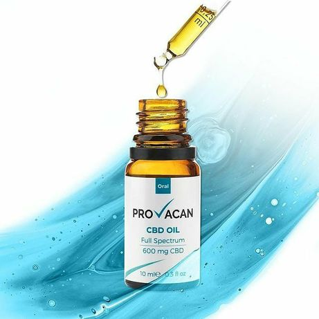 CBD масло Provacan , 100 % США