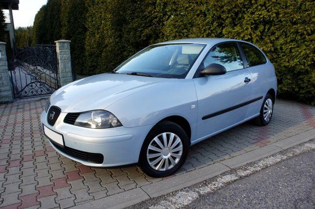 Seat Ibiza 1.4 benzyna Klimatyzacja