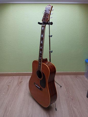 Suporte tripé apoio de chão de guitarra / viola