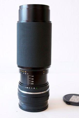 Obiektyw Carl Zeiss- Vario Sonnar T* 80-200mm f/4