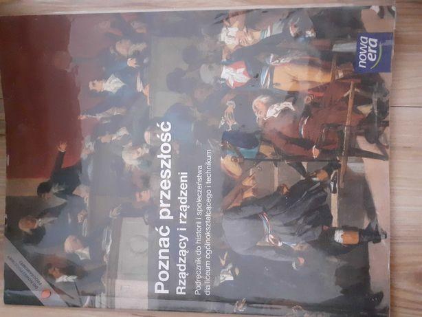 """Sprzedam książkę """"Poznać przeszłość rządzący i rządzeni"""" nowa era"""