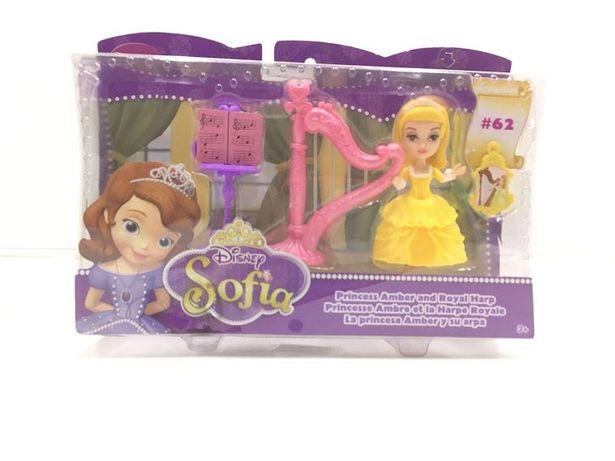 Princesa Sofia - Royal Harp- Novo em caixa