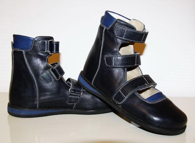 Туфли ортопедические Ortofoot- 36рр - 23 см стелька - в идеале