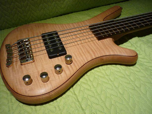 Bas Warwick Corvette V FNA GERMANY gitara basowa (music man fender)