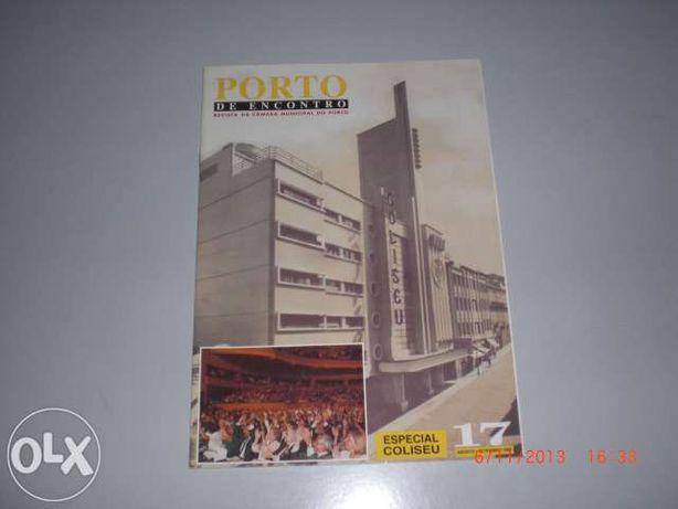 """Revista """"Porto de Encontro"""" - Especial Coliseu 1995"""