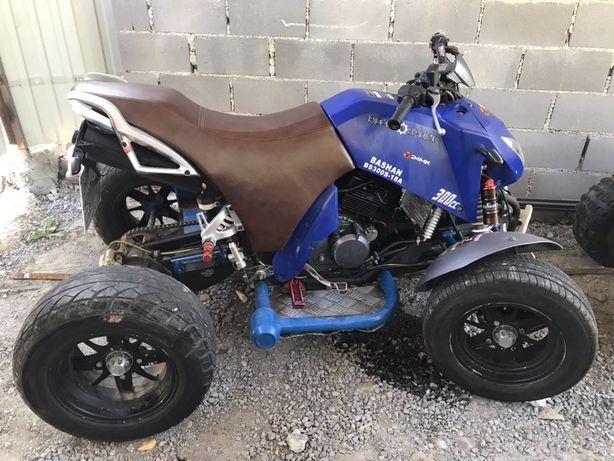Квадроцикл bashan bs 300
