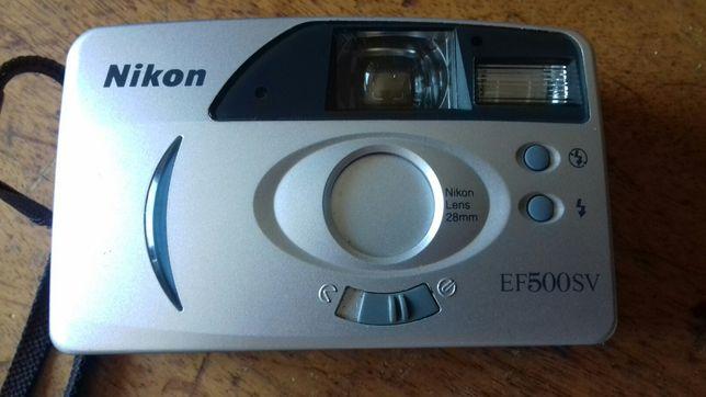 Фотоаппарат Nikon мыльница