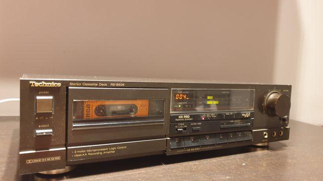 Magnetofon kasetowy deck Technics RS- B505